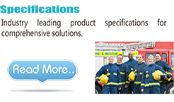 Industry leading product specifications for comprehensive solutions
